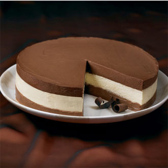 Semifrio Bolo Mousse de Chocolate