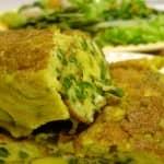 Omelete de Espargos