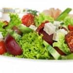 Salada de Queijo Fresco
