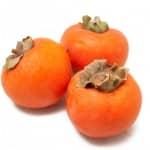 Alimentos de outono: Dióspiros