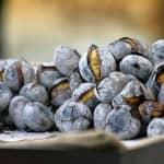 Alimentos de outono: Castanha