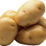 Alimentos de outono: Batatas