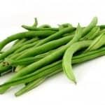 Alimentos de outono: Feijão-verde
