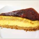 Cheesecake de forno