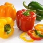 Alimentos de outono: Pimentos