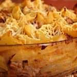 Corvina no Forno com Batatas