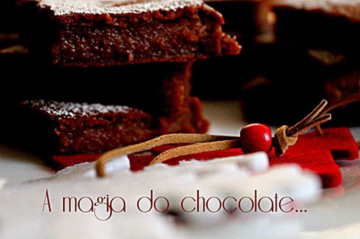 Brownies com Especiarias