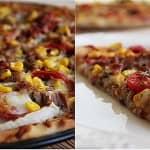 Pizza Rústica de Atum