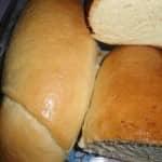 Pão doce sem ovo
