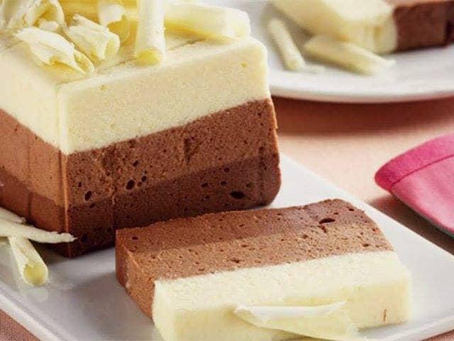 Gelado Cremoso De Chocolate