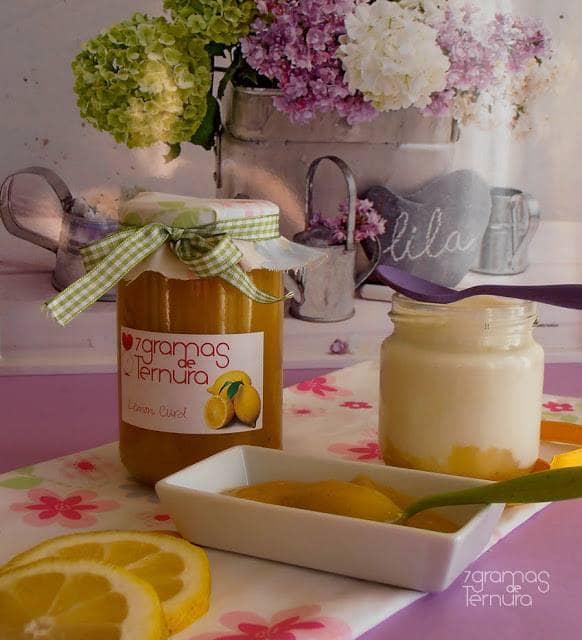Lemon Curd e ... Iogurtes!