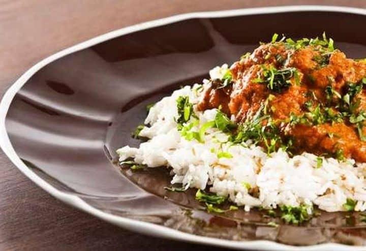 Tikka Masala de Tofu