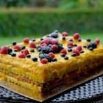 Um bolo de Aniversário Especial