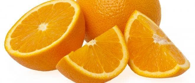 A laranja de manhã é ouro, à tarde é prata e à noite mata