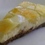 Cheesecake de Ananás