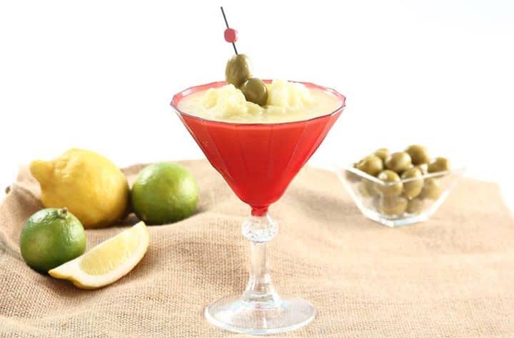 Cocktail de Limão & Lima