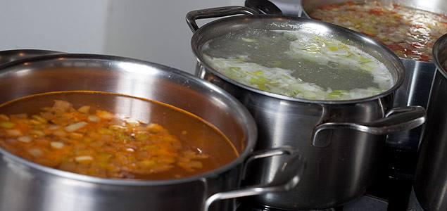 Os grandes chefs garantem: o segredo para fazer uma boa receita está nos ingredientes de base, que estruturam todo o sabor do prato