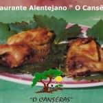 PERDIZ À MODA DO CHEFE ALENTEJANO