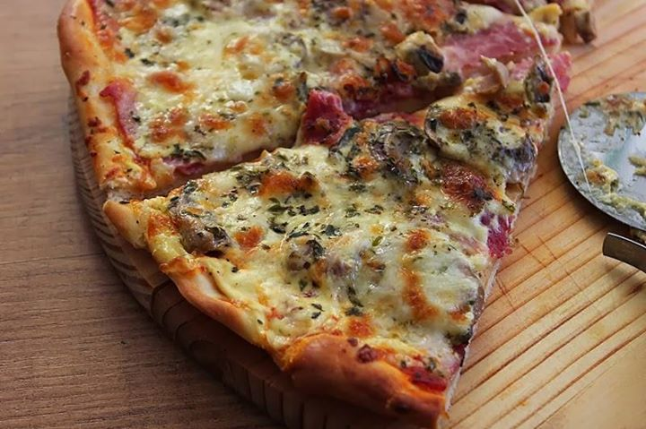 Pizzas Carbonara