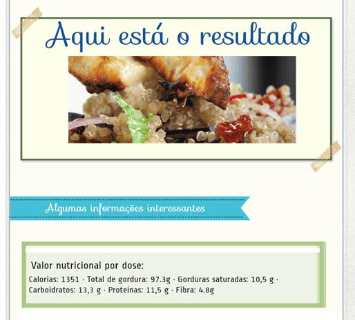 Receita para Diabéticos – Salada de Quinoa