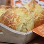 Vamos falar de pão? :) Pão de trigo e Batata Cozida