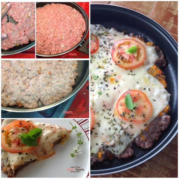 Pizza Carne Moída