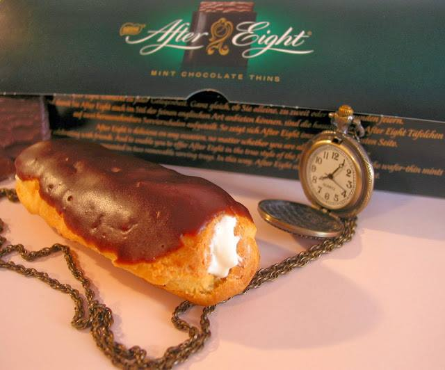 Éclairs de After Eight