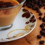 Delicia de Café e Amêndoa