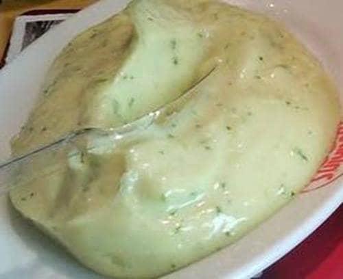 maionese de leite de soja