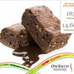 Esta receita é para os apaixonados por chocolate! Brownie de Chocolate Diet.