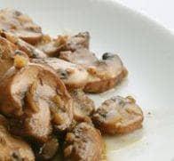 Cogumelos com Alho e Picante