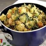 Farofa de Legumes ( Vegana )