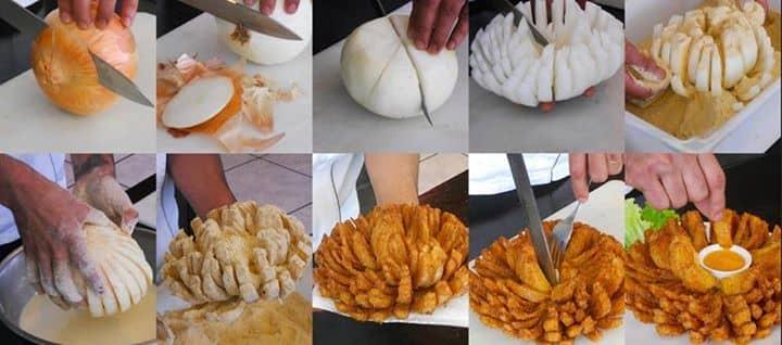 Cebola Empanada Australiana