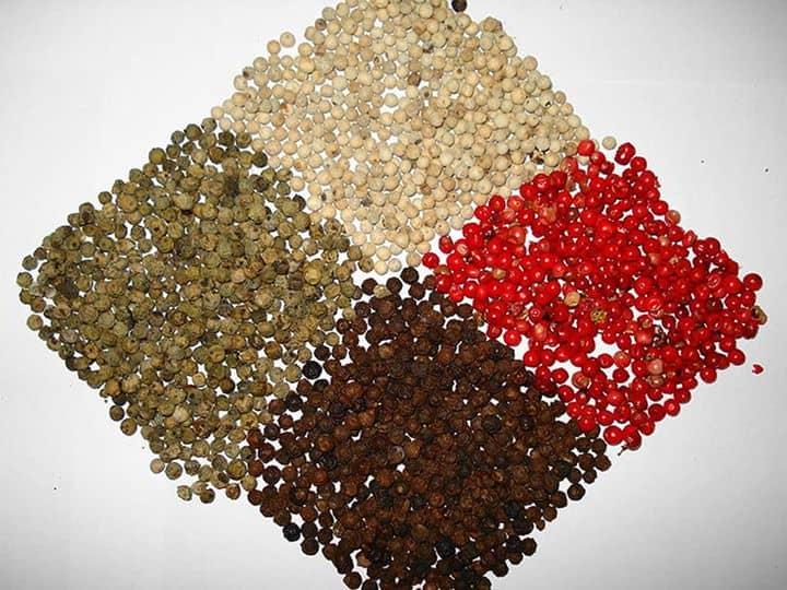 Especiarias e os seus usos na cozinha... - Pimenta