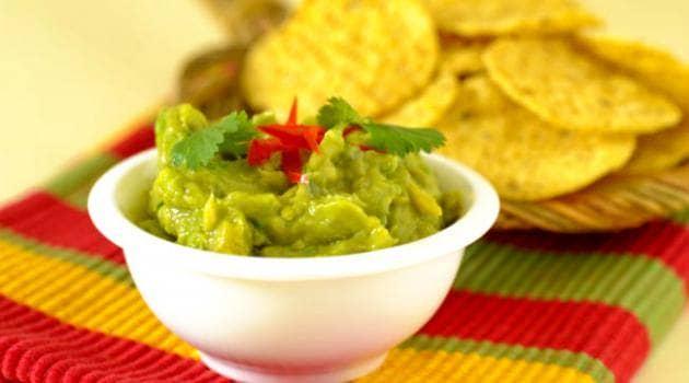 Prático, delicioso, saudável, afrodisíaco.. Guacamole