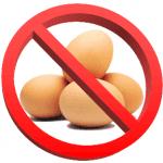 SEM OVOS: Há quem não goste deles, quem seja alérgico …