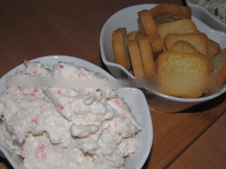 Pasta de atum e delícias do mar (15 min)