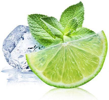 Sumo de limão com gengibre