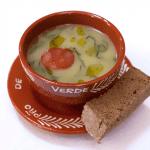 Sopa aquece e só faz bem!