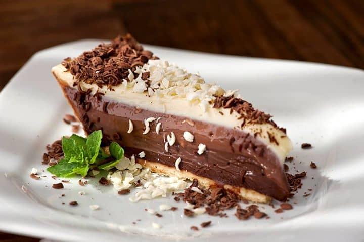 Torta de 3 Chocolate