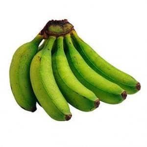 Gastrite - Biomassa de banana verde