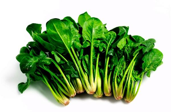 Comer mais espinafre
