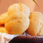 Pãozinho de batata-doce