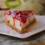 Cheesecake de Leite condensado e Tomate