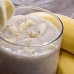 Shake de banana para Emagrecer
