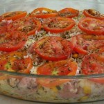 Arroz de Forno à Pizzaiolo