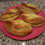 Pastéis de Chaves