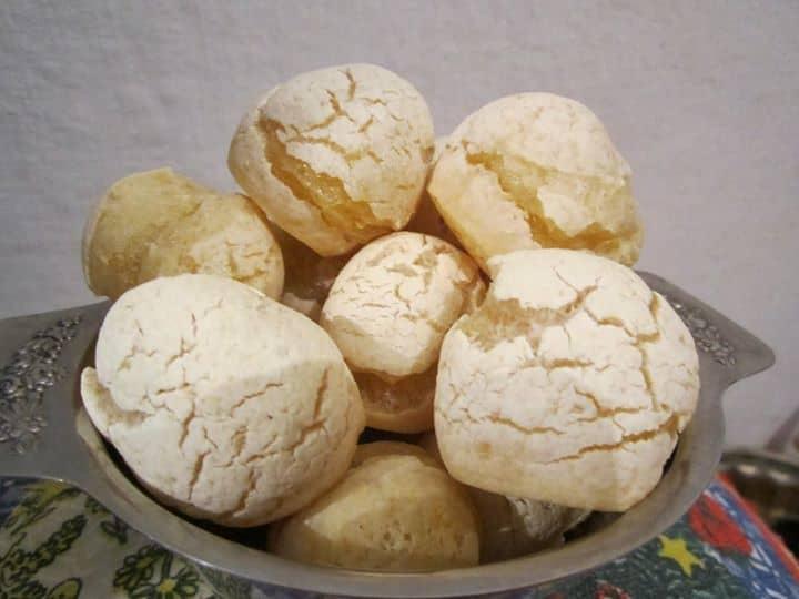 Pão de Queijo Tofu