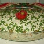 Salada de Peito de Frango com Maionese