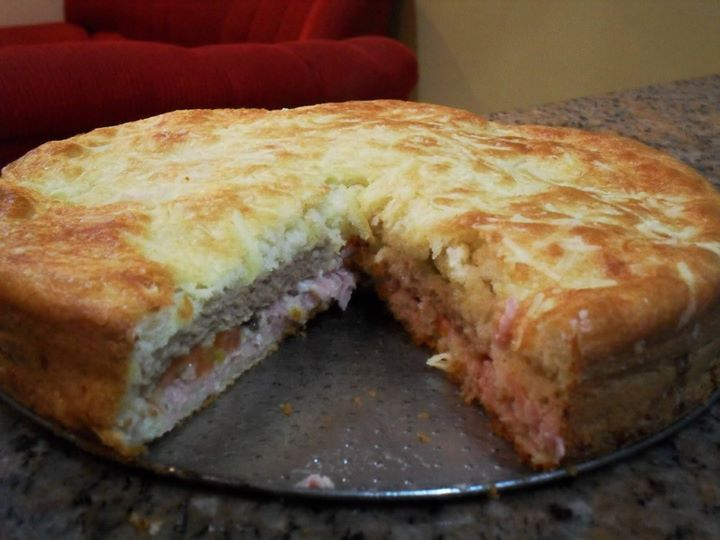 Torta Pizza Burguer